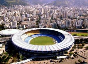 Maracanã Stadium Rio de Janeiro WK 2014