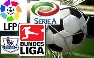 Voetbaluitslagen internationaal: alle grote competities zijn in Nederland op de televisie te volgen