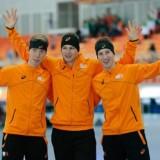 Nederlandse top 3 op 5000 meter